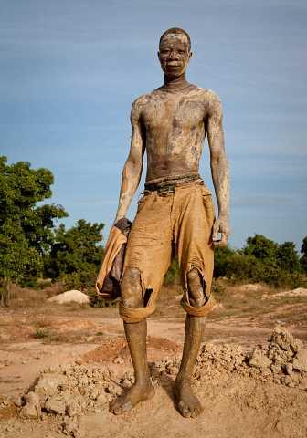 Dohoun Gold Mine 2009