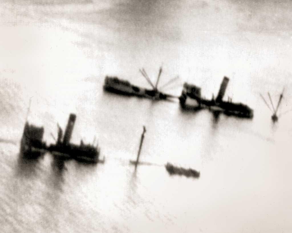 Ships at Manila 11-28-44